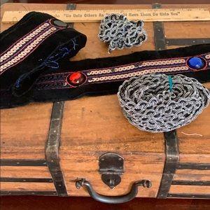 Fancy vintage trim for crafts